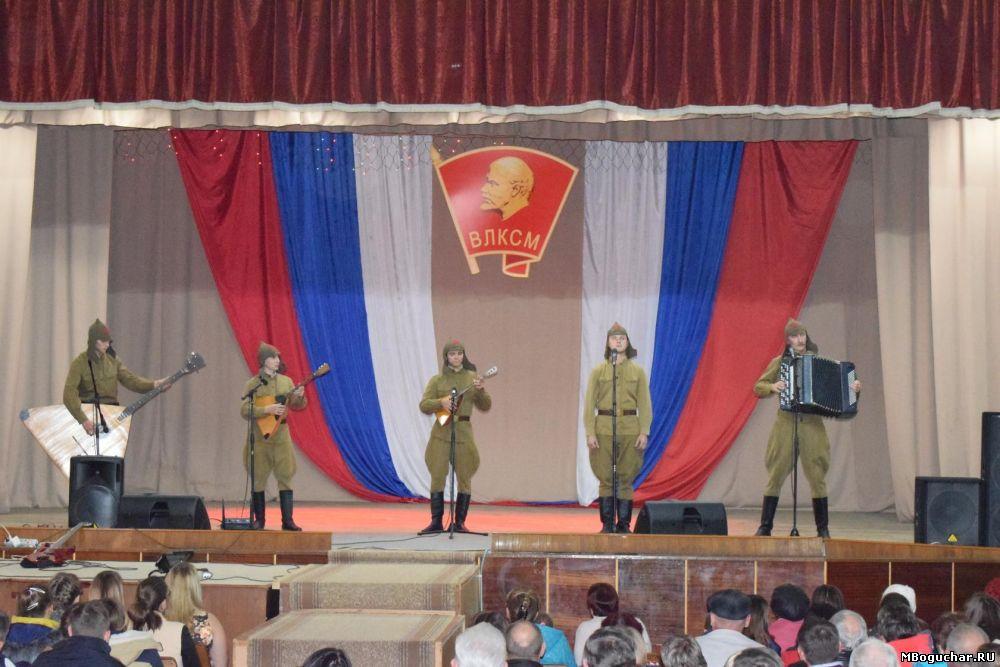 На встрече присутствовали комсомольцы разных поколений, ветераны комсомольского движения